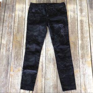 STS Blue Camo Jeans (Size 27)